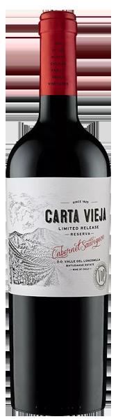 Carta Vieja Limited Release Cabernet Sauvignon