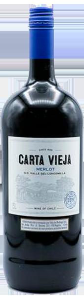 Carta Vieja Merlot Magnum